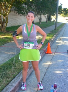iRecycle Half Marathon