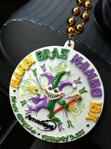 Mardi Gras Mambo 10k
