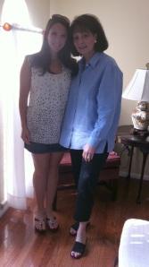 Me and Momsicle!
