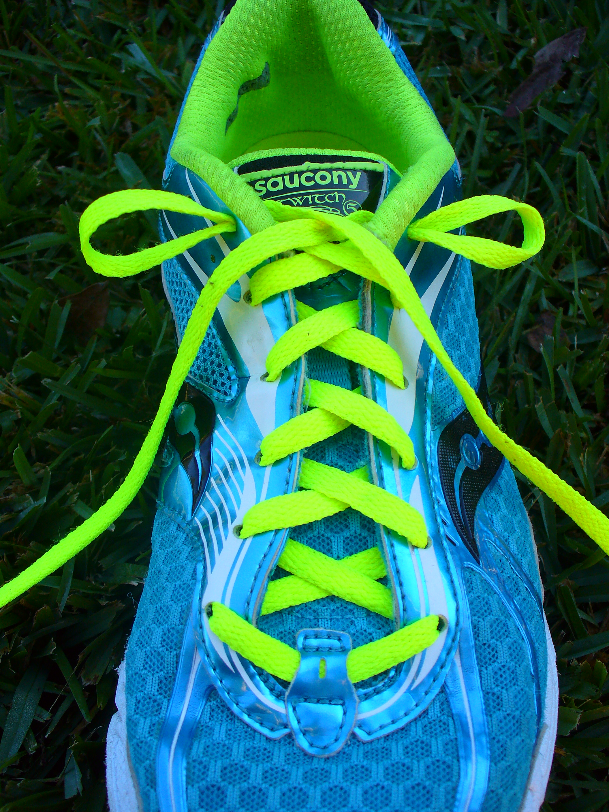 Running Shoe Lacing Methods