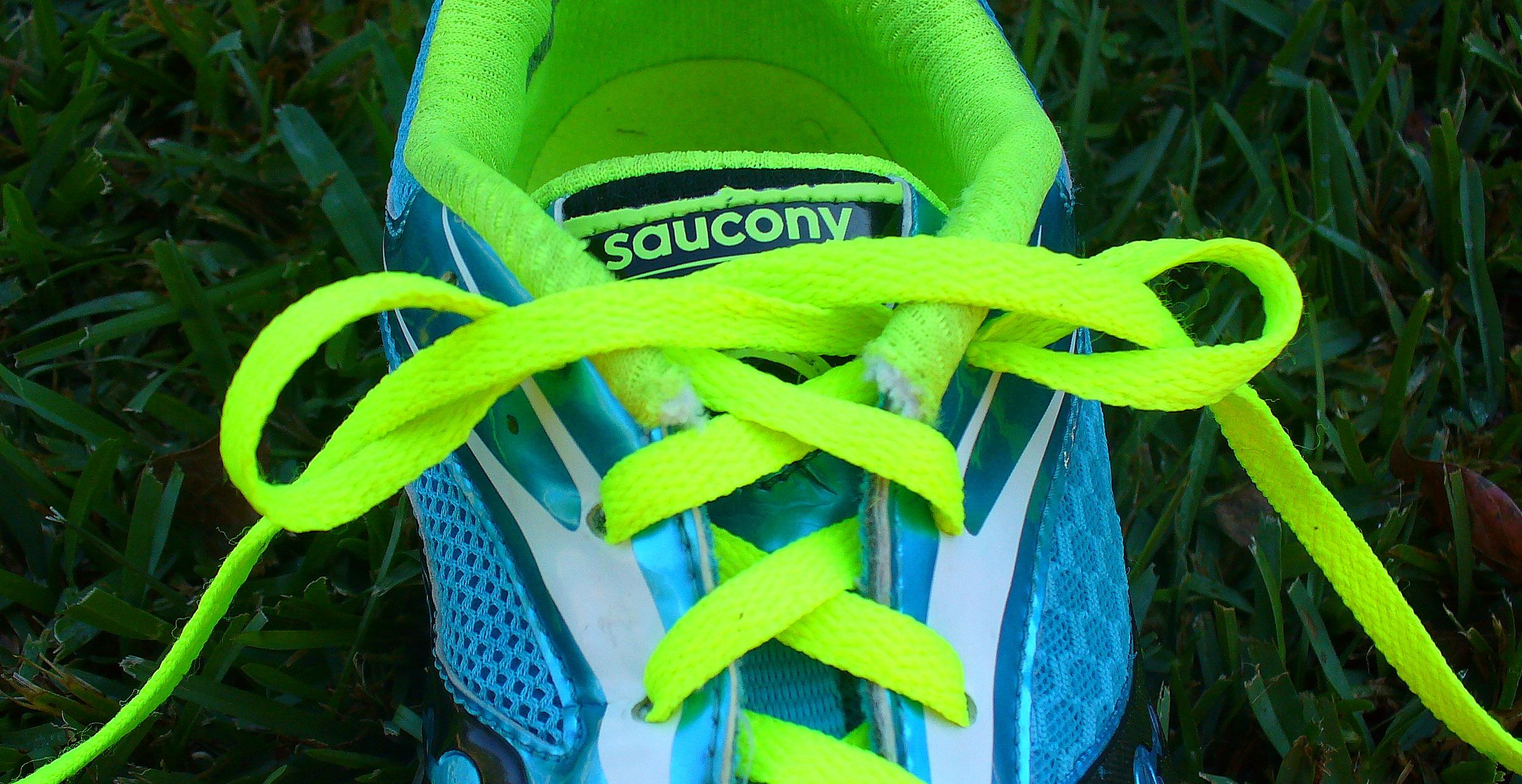 Running Shoes Lacing Heel Lock