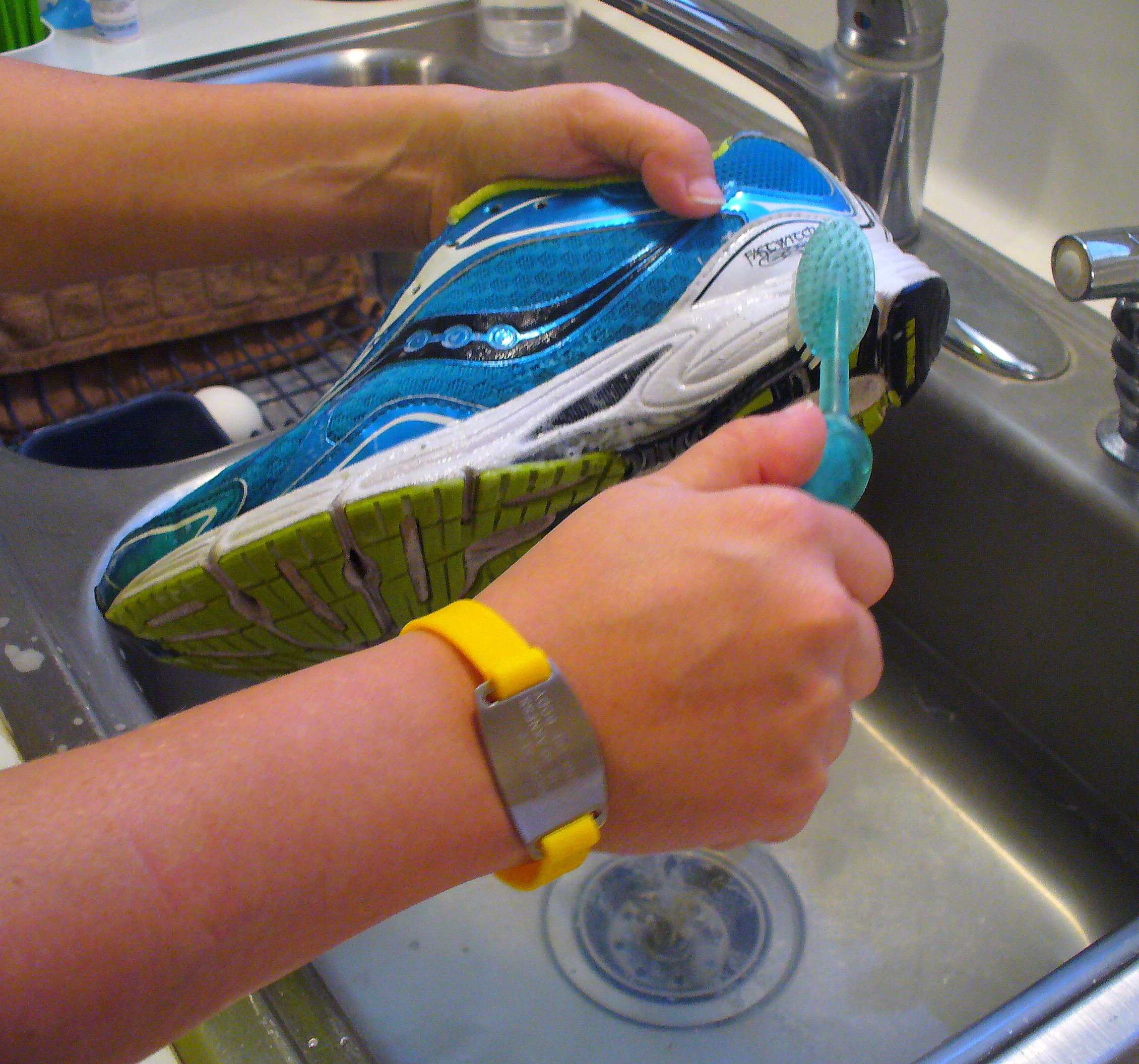 To wash or not to wash…THAT is the question! | katieRUNSthis