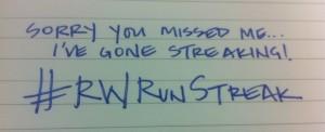 Run Streak