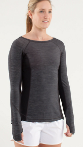 Lululemon Run: In the Sun Long Sleeve Top